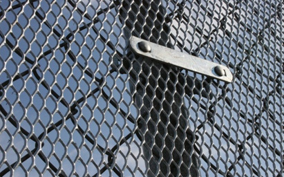 Security Fencing Niles Expanded Metals