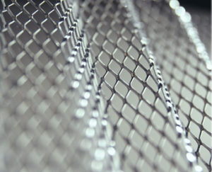 Security Fencing | Niles Expanded Metals
